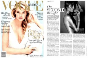 picofocus laser treatment as seen in vogue brides
