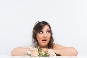 confused bridal