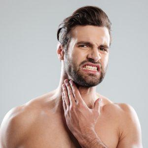 Shavers rash